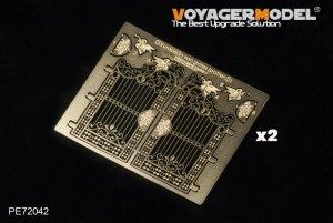 Voyager Model PE72042 European Iron Gates (pattern5)(GP) 1/72