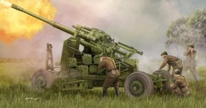 Trumpeter 02349 Soviet 100mm Air Defense Gun KS-19M2 (1:35)