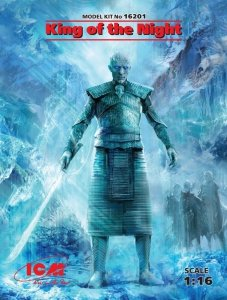 ICM 16201 Night King (From Game of Thrones) 1/16