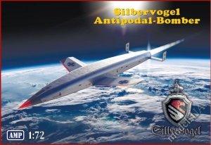 AMP 72014 Silbervogel Antipodal-Bomber 1/72