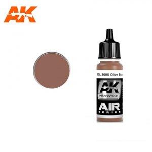 AK Interactive AK 2164 RAL 8008 OLIVE BROWN (OLIVBRAUN) 17ml