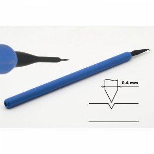 MR.SCRIBER-WEDGE Mr. Paint BLUE MRP-Sc2