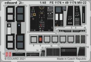 Eduard 491176 MV-22 HOBBY BOSS 1/48