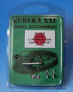 Eureka XXL ER-3539 Typ 97 CHI-HA.1:35