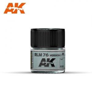 AK Interactive RC321 RLM 76 VERSION 2 10ML