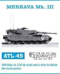 Friulmodel 1:35 ATL-49 MERKAVA Mk. III