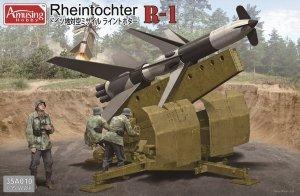 Amusing Hobby 35A010 Rheintochter R-1 (1:35)