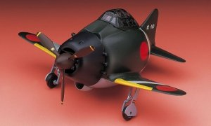 Hasegawa TH08 (60118)  Egg Plane Zero Fighter