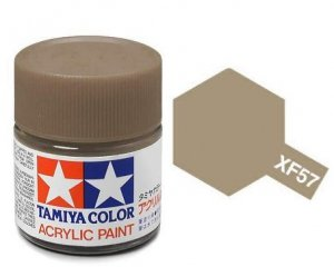Tamiya 81357 Acryl XF-57 Buff 23ml