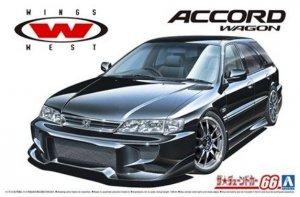 Aoshima 05803 Accord Wagon 1996 (Honda) 1/24
