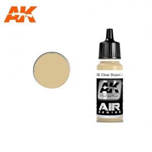 AK Interactive AK 2292 CLEAR DOPED LENEN VER.2 17ml