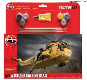 Airfix 55307A  Westland Sea King HAR.3 Zestaw modelarski 1/72