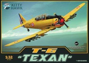 Kitty Hawk 32002 North American T-6 Texan 1/32