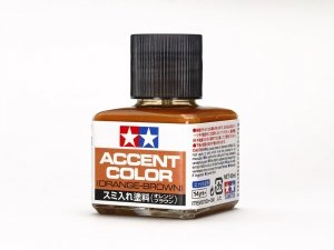 Tamiya 87209 Accent Color (Orange-Brown) 40 ml.