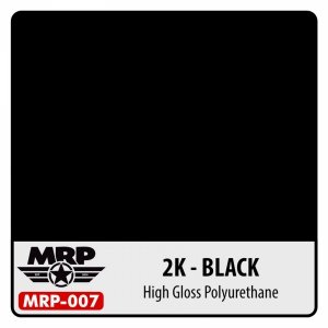 MR. Paint MRP-007S Black 2K SET 15ml x2