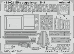 Eduard 481002 Eiko upgrade set for EDUARD 1/48