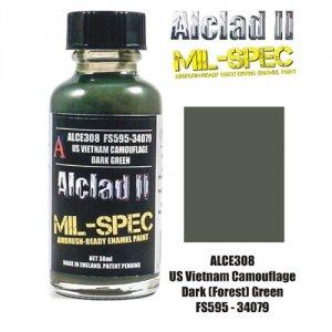 Alclad II ALC E308 US Vietnam Camouflage Dark Green FS595-34079 30ML