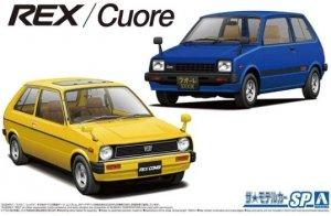 Aoshima 05787 Subaru KM1 Rex/Daihatsu L55S 1/20