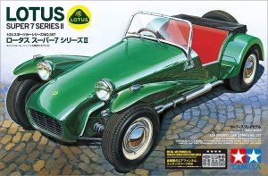 Tamiya 24357 Lotus Super 7 Series II 1/24