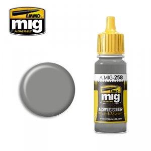 AMMO of Mig Jimenez 258 - IJA Grey Green 17ml