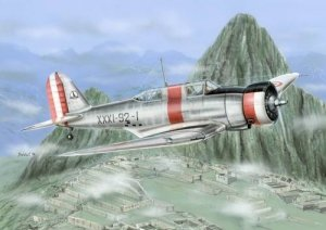 MPM Production 72553 DB-8 Bomber Over South America (1:72)