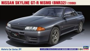 Hasegawa HC39 NISSAN SKYLINE GT-R NISMO BNR32 1/24