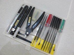 U-Star UA-90073 Modeling Tool Set 11in1 (zestaw narzędzi)