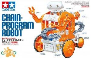 Tamiya 70232 Robot z napędem łańcuchowym (Chain-Program Robot)