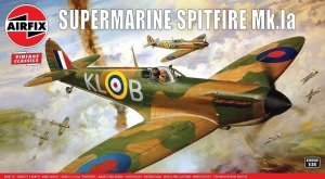 Airfix 12001V Supermarine Spitfire Mk.Ia 1/24