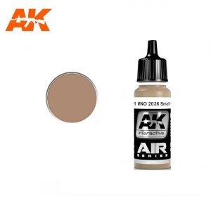 AK Interactive AK 2161 MNO 2036 SMALT KHAKI AVION 17ml