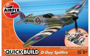 Airfix 6045 QUICKBUILD D-Day Spitfire