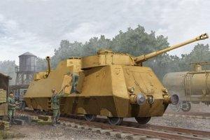 Trumpeter 01516 Panzerjager-Triebwagen 51 (1:35)
