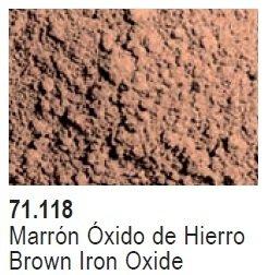 Vallejo 73118 Brown Iron Oxide