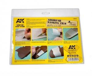AK Interactive AK 9045 Airbrusch Masking Film