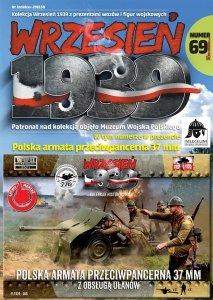 First to Fight PL069 Polska armata przeciwpancerna 37mm z obsługą Ułanów 1/72