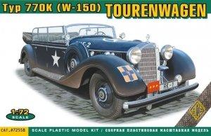 ACE 72558 Tourenwagen Typ 770K (W-150) (1:72)