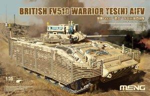 Meng Model SS-017 British FV510 Warrior TES(H) AIFV 1/35