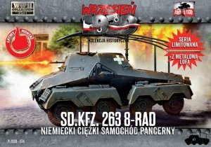 First To Fight PL074 - SdKfz. 263 8- Rad 1/72