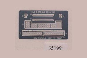 Tamiya 35199 StuG III Photo Etched Grille 1/35