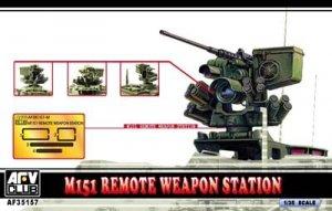 AFV Club 35157 M151 Remote Weapon Station 1/35
