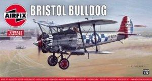 Airfix 01055V Bristol Bulldog 1/72