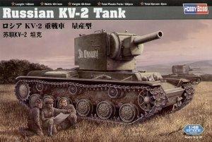 Hobby Boss 84816 Russian KV-2 Tank (1:48)