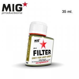 Mig Productions F246 GREY FOR LIGHT GREEN 35ml