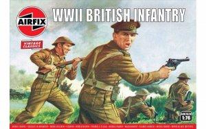 Airfix 00763V WWII British Infantry 1/76