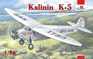 A-Model 72199 Kalinin K-5 (M-15) 1:72