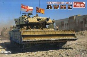 Amusing Hobby 35A035 Centurion AVRE MK 5 1/35