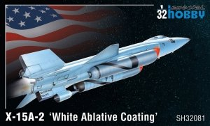 Special Hobby 32081 X-15A-2 White Ablative Coating 1/32