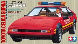 Tamiya 24033 Toyota Celica Supra Long Beach GP Marshall Car 1/24