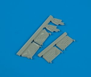 Quickboost QB48112 F4U-1 Corsair undercarriage covers 1/48