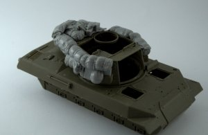 "Panzer Art R35-572 Stowage set for M18 ""Hellcat"" 1/35"